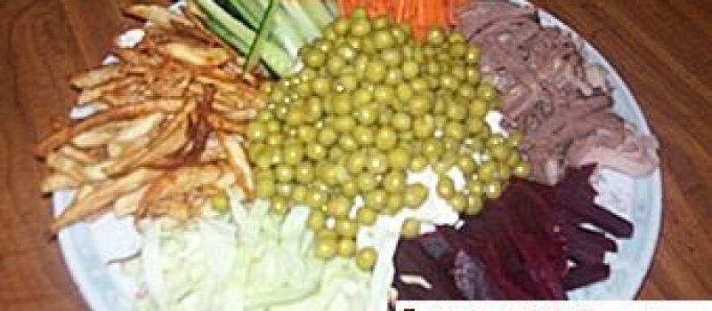 Салат базар