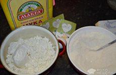 Рецепт: Творожная запеканка — в духовке