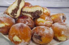Пончики «Берлинеры»