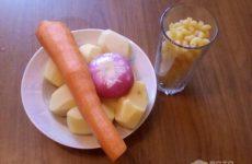 Рецепт: Овощной суп с макаронами — готовим из того, что есть