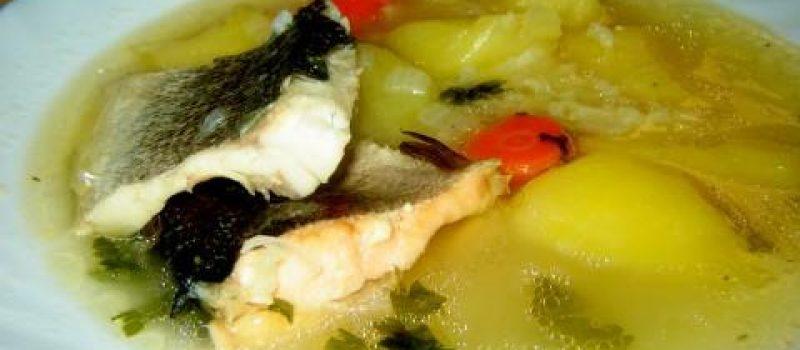 Рыбный суп Ассорти