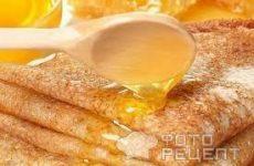 Рецепт: Медовик как бархат — Домашни млинцт з медом