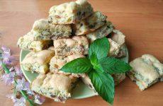 Мягкое печенье Мазурка с орехами и изюмом, рецепт с фото и видео