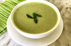 Спаржевый суп