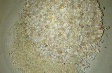 Рецепт: Овсяные оладьи — ПП рецепт