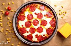 Мак энд чиз пицца | Макароны с сыром вместо теста!
