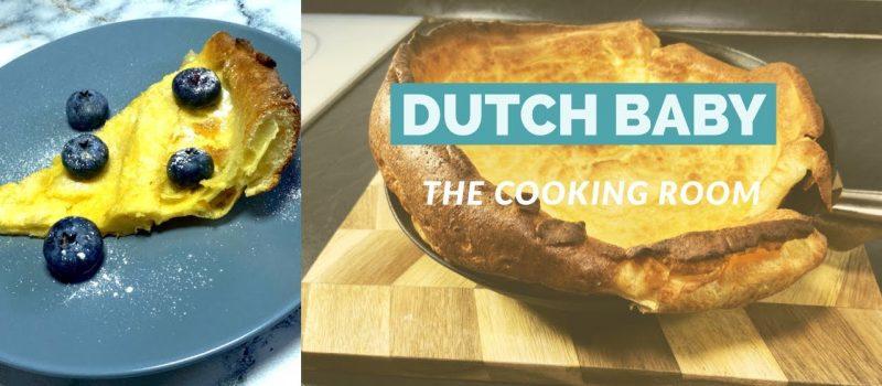 Голландский блинчик Dutch Baby, рецепт с фото и видео