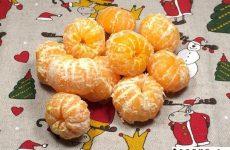 Рецепт: Мандариновый джем — с корицей и мятой