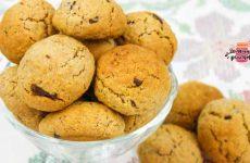 Нежнейшее овсяное печенье с шоколадом (Невероятно вкусное и мягкое!)