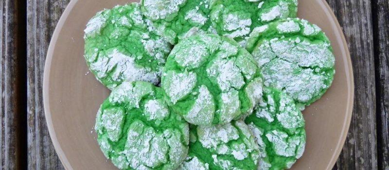 Весеннее печенье за 30 минут