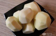 Рецепт: Картофельные биточки — с паприкой