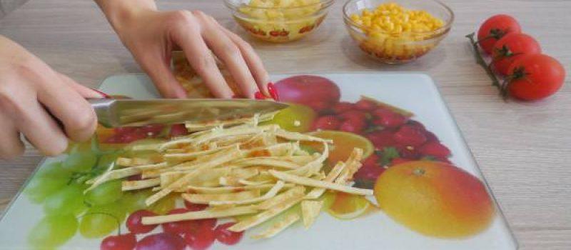 Салат с секретом за 5 минут